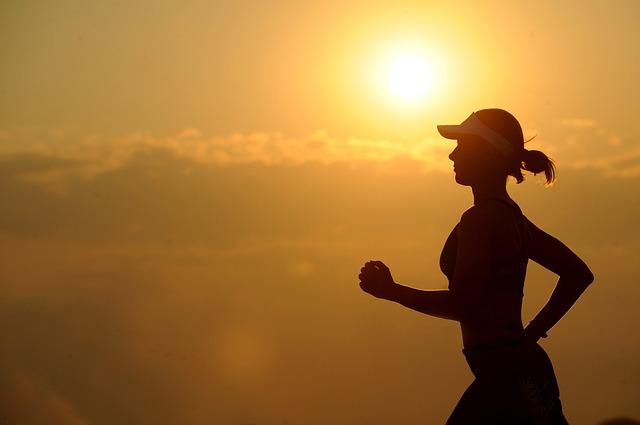 วิ่ง ออกกำลังกาย ออกกำลัง